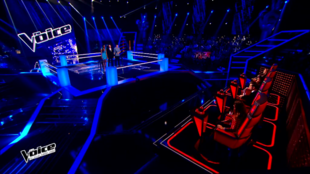 The Voice 4 - Emission du 28 février 2015 - Battle 1
