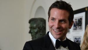 Bradley Cooper au dîner de gala de la Maison Blanche le 11 février 2014