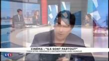 """Dans """"Ils sont partout"""", Yvan Attal dénonce l'antisémitisme avec humour"""