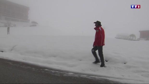 Intempéries : l'Isère s'est recouvert de flocons en plein mois de mai