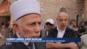 Jérusalem : troisième jour de heurts autour de l'esplanade des Mosquées