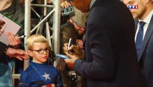 Le 20 heures du 18 mars 2014 : Captain America, une superproduction (tr� sportive - 1987.8158175659182