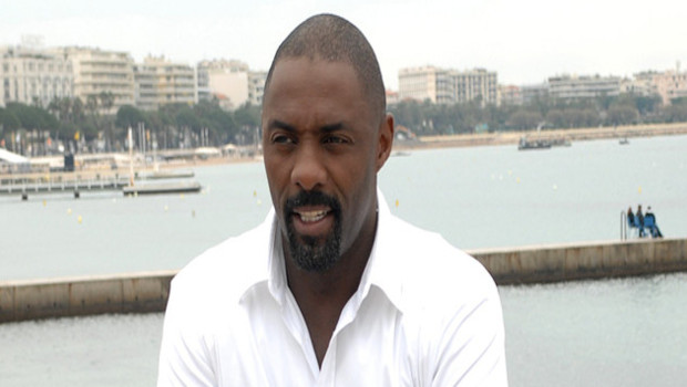 Le comdien britannique Idris Elba