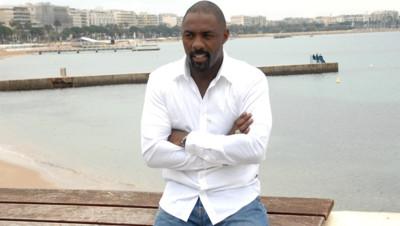 Le comédien britannique Idris Elba