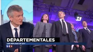"""""""Les départementales, pas une répétition pour 2017"""", selon TNS Sofres"""