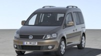 VOLKSWAGEN Caddy Tramper 2.0 CR TDI 140 FAP 4Motion DSG6 - 2011