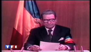 Révolution roumaine : le JT de TF1 du 25 décembre 1989