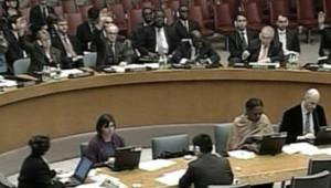 TF1/LCI - Le conseil de sécurité de l'ONU vote des sanctions contre l'Iran, le 23 décembre 2006