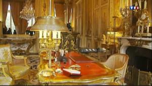 Visite guidée du Palais de l'Elysée