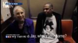 """Jay-Z dans le métro, """"mon nom est Jay et vous ?"""" : la vidéo"""