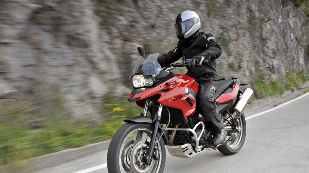 BMW F 700 GS 2012