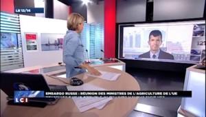 Embargo Russe : les ministres de l'Agriculture de l'UE au chevet des producteurs