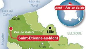 Infographie Saint-Etienne-au-Mont carte Idé