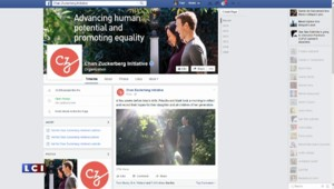 "Le fondateur de Facebook fait don de 99% de ses actions à la ""Chan Zuckerberg Initiative"""