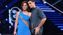Nathalie Péchalat et Christophe Licata - Finalistes - Danse avec les stars - Saison 5