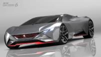 Peugeot Vision GT Concept 2015