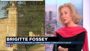 Reigny : la correspondance de Marie d'Agoult et Franz Liszt lue par Brigitte Fossey