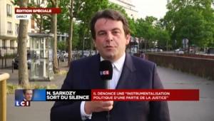 """Thierry Solère : """"Il n'y a pas une justice de gauche, une justice de droite"""""""