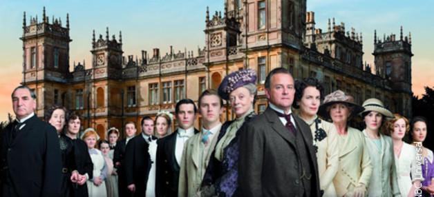 TMC vous offre des intégrales et des DVD de Downton Abbey