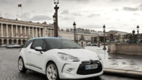 Citroen DS3 mouvement