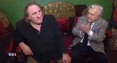"""Depardieu : """"Je suis Russe et je suivrais mon président Poutine"""""""
