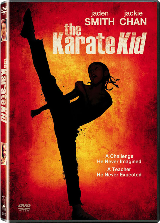 DVD US The Karate Kid