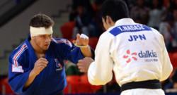 Judo Loïc Pietri Mondiaux