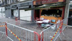 L'incendie d'un bar à Rouen a fait une dizaine de morts et plusieurs blessés, le 06/08/16