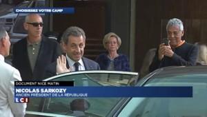 Le petit tacle de Sarkozy à Hollande