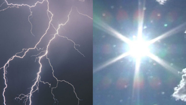 orage-soleil-météo ciel pluie