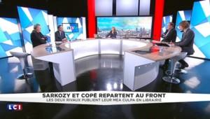 """Sarkozy et Copé de retour : """"Je ne suis pas sûr que politiquement, ça produise beaucoup d'effets"""""""