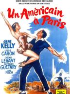Affiche 2009 du film Un Américain à Paris
