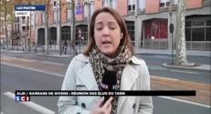 """Barrage de Sivens : réunion des élus du Tarn, """"une journée décisive"""""""