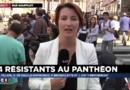 """""""Beaucoup d'anonymes se massent"""" pour assister à la panthéonisation"""
