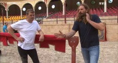 Dans les coulisses d'Europa-Park : à l'entraînement avec les gladiateurs