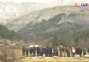 Le 20 heures du 28 mars 2015 : Crash de l'A320 : solidarité et émotion lors de la cérémonie religieuse à Digne - 755.052