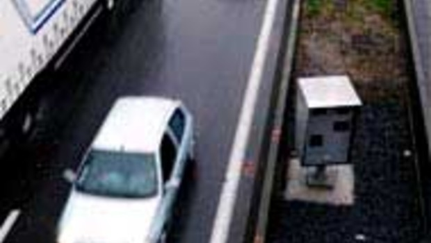 radar automatique route trafic france (lci)