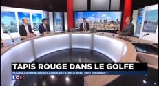 """Rapprochement entre la France et l'Arabie Saoudite : """"Nous sommes très désargentés"""""""