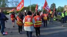 Bouches-du-Rhône : l'accès à une plateforme logistique perturbé par des opposants à la loi Travail