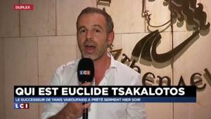 Crise de la Grèce : exit Varoufakis, qui se cache derrière Euclide Tsakalotos ?
