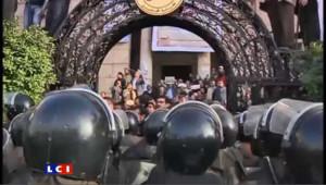Egypte : les images des manifestations de mercredi