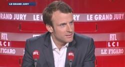Emmanuel Macron, ministre de l'Economie, était dimanche 19 octobre 2014, l'invité du Grand Jury.