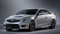 La sportive Cadillac ATS-V Coupé sera officiellement présentée lors du Salon de Los Angeles 2014 le 18 novembre prochain.