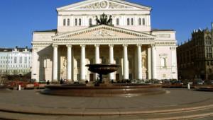 Le théâtre du Bolchoï