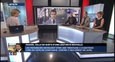 """Mathieu Hanotin, député frondeur : """"Oui je vais m'abstenir"""""""