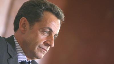 Nicolas Sarkozy président Elysée