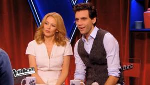 Pour coacher ses talents en vue des battles, Mika a fait appel à Kylie Minogue !