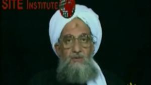 TF1/LCI : Message vidéo du numéro deux d'Al-Qaïda, Ayman al-Zawahiri, diffusé le 23 janvier 2007