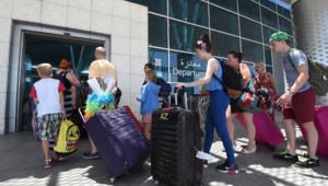 touristes tunisie Sousse 2