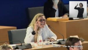 À Montpellier, une élue rappe en plein conseil municipal